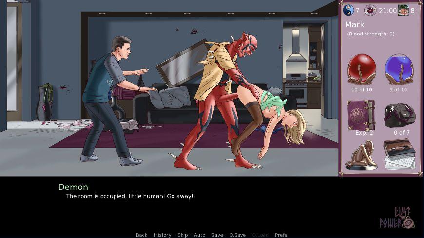Lust Case Porn Game
