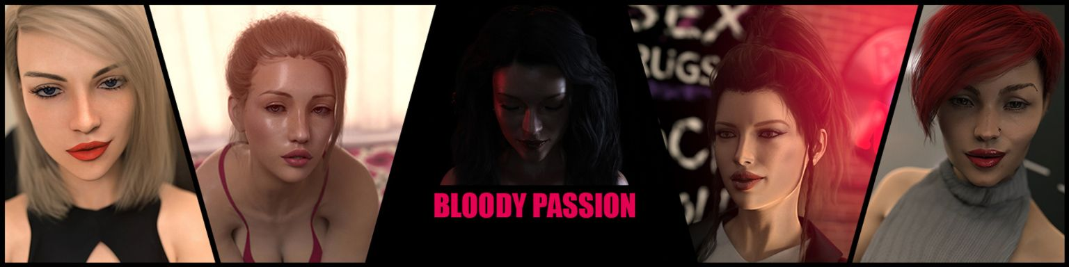 Bloody Passion Apk