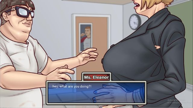 Resident X Apk Android Sex Game Download (5)