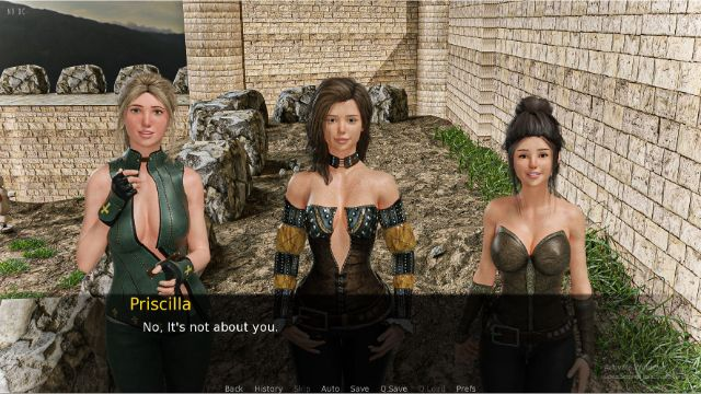 My Hunt My Paradise Apk Android Adult Game Download (4)