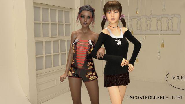 Uncontrollable Lust Apk