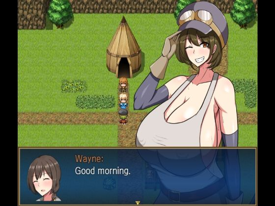 Abandoned Village Reclamation Of Princess Ponkotsu Justy Apk Android Download (2)